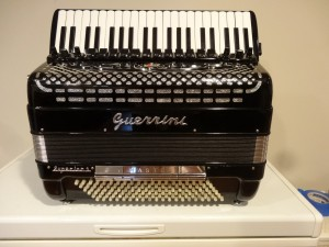 Guerrini Superior 2 double tone chamber